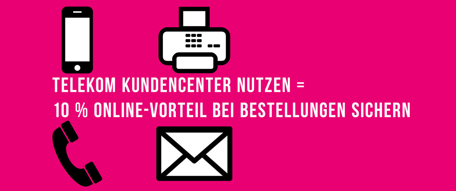 Kundencenter - Kundendienst Service